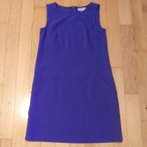 Ann Taylor Loft sleeveless dress jumper  size 0